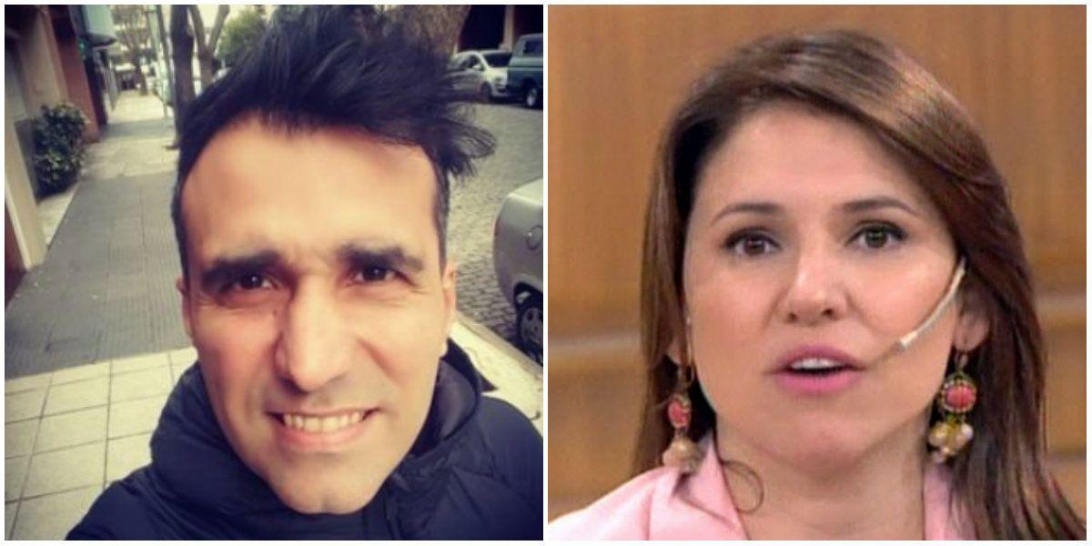 Llamativa descripción del ex marido de Fernanda Iglesias sobre la periodista: se define como su rehén