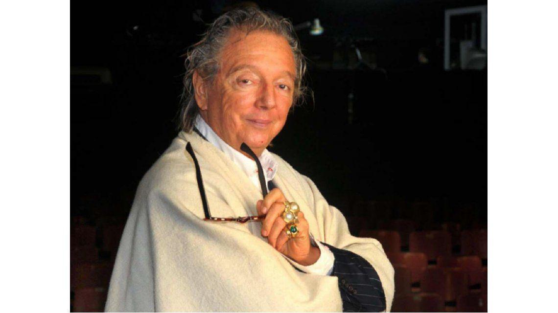 Por un dedo en el culo: la carta de Pepe Cibrián después de que le detectaran cáncer de próstata