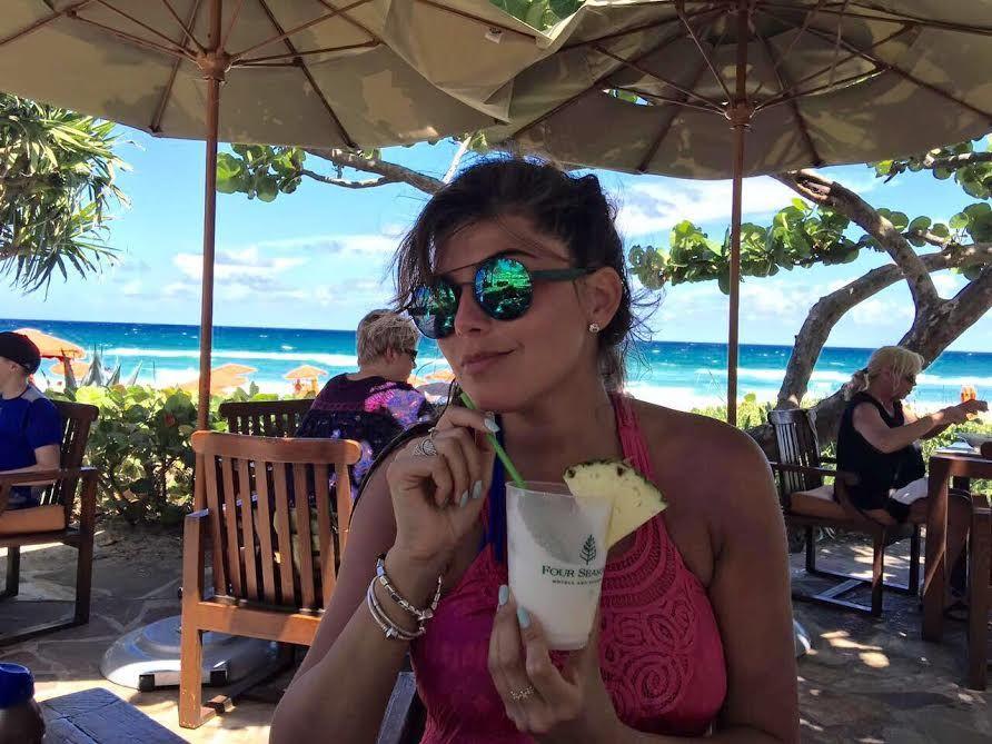 Jorge Rial llegó a Miami, en donde Loly Antoniale está de vacaciones