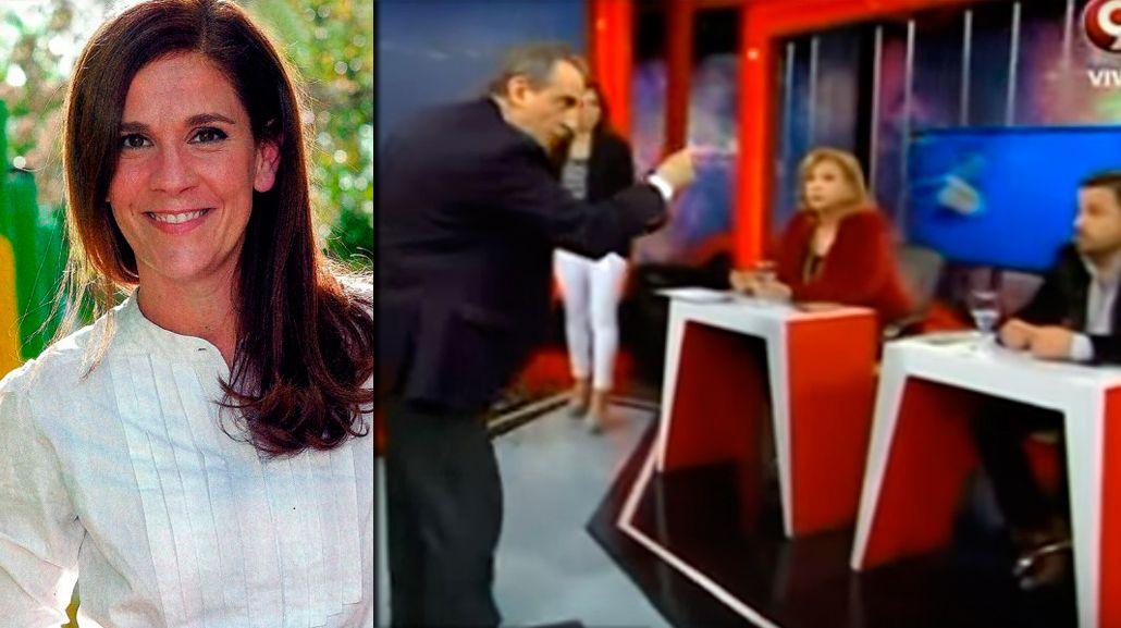 El descargo de Mercedes Mendoza tras el cruce de Moreno y un panelista en su ciclo: Perdimos el respeto