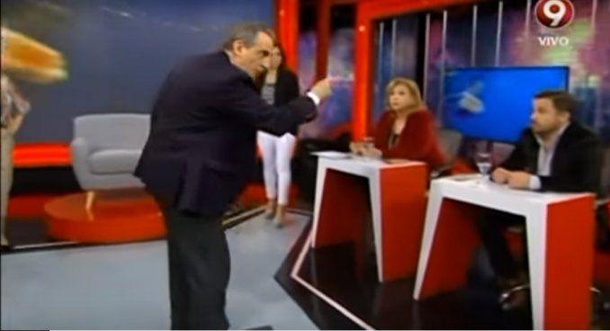 El fuerte cruce de Guillermo Moreno y un economista en un programa de TV
