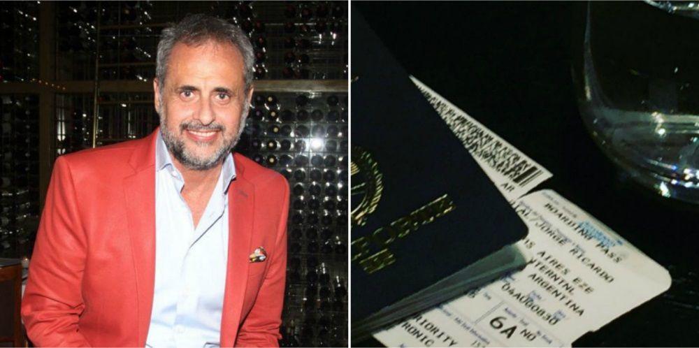 El viaje de soltero de Jorge Rial a Miami: todos los detalles
