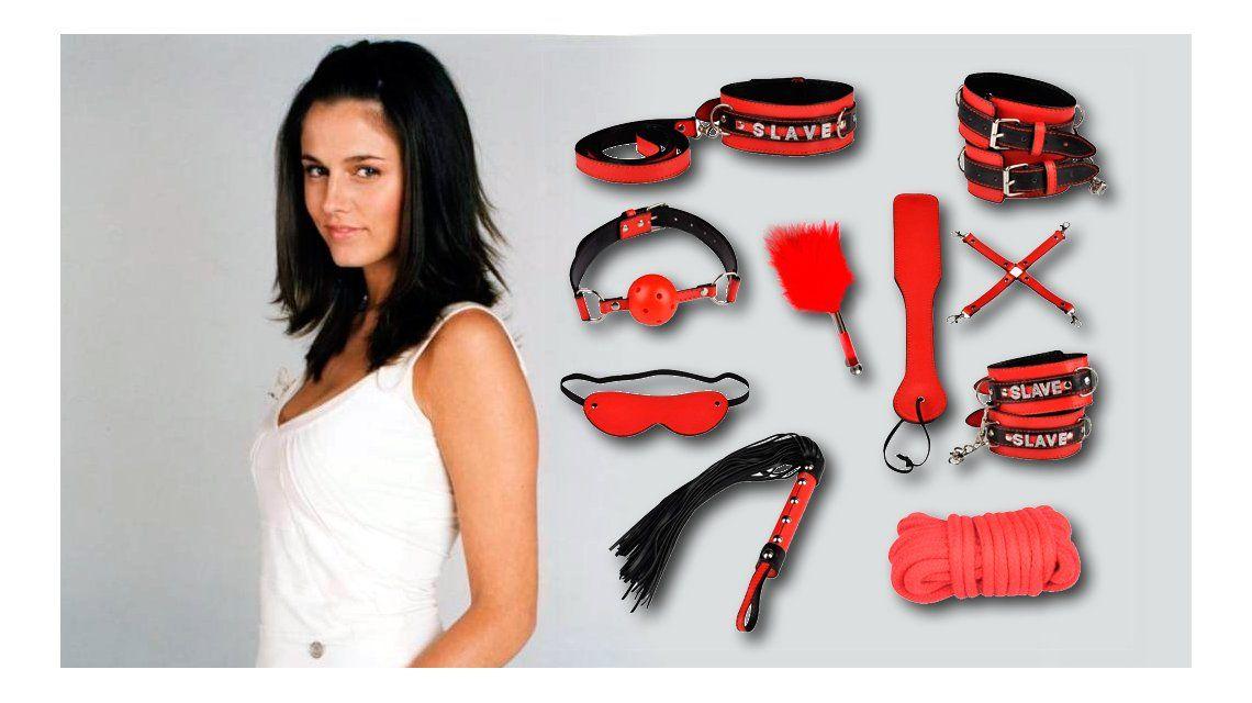 Fernanda Neil, la ex Chiquititas que diseña y vende juguetes sexuales y lencería hot