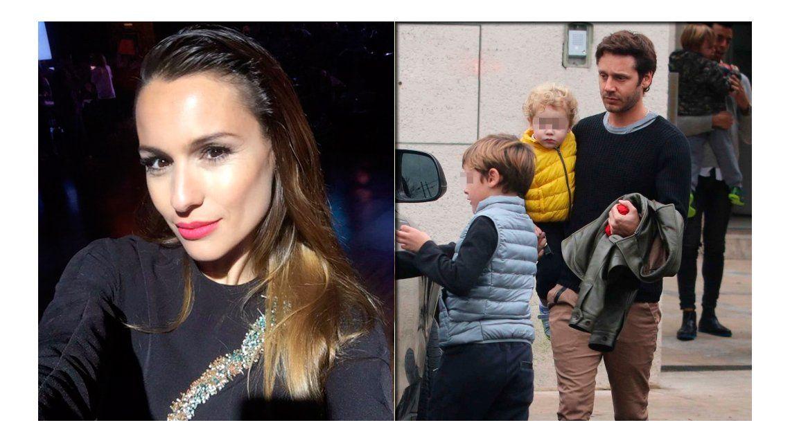 Los polémicos detalles de la relación de Vicuña con sus hijos: Los ve sólo cuatro días al mes, confesó Pampita