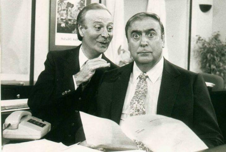 Reviví lo mejor de El Gordo y El Flaco, el gran éxito de Juan Carlos Mesa y Gianni Lunadei