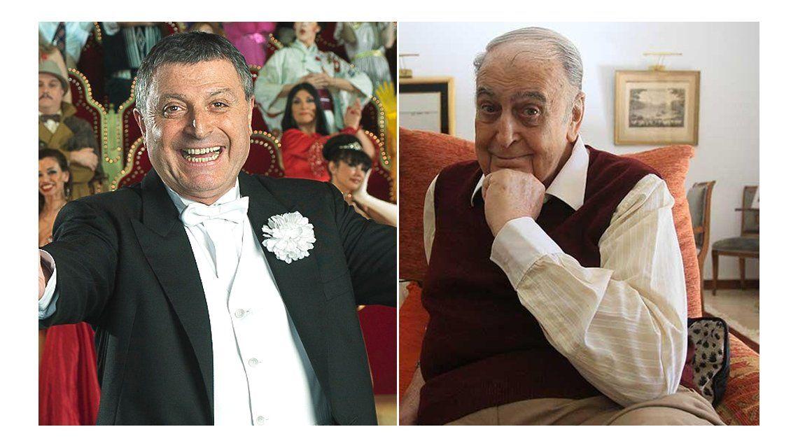 Gino Renni: Juan Carlos Mesa era como un padre, fue uno de los últimos grandes del humor