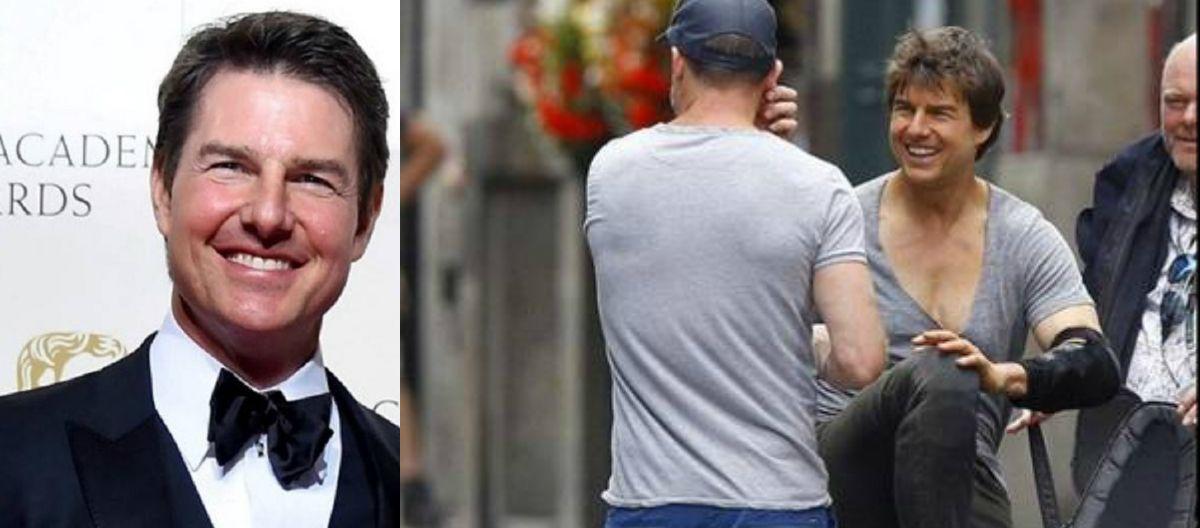 ¿Volvió a ser él? Tom Cruise renovó su cara y dejó el botox