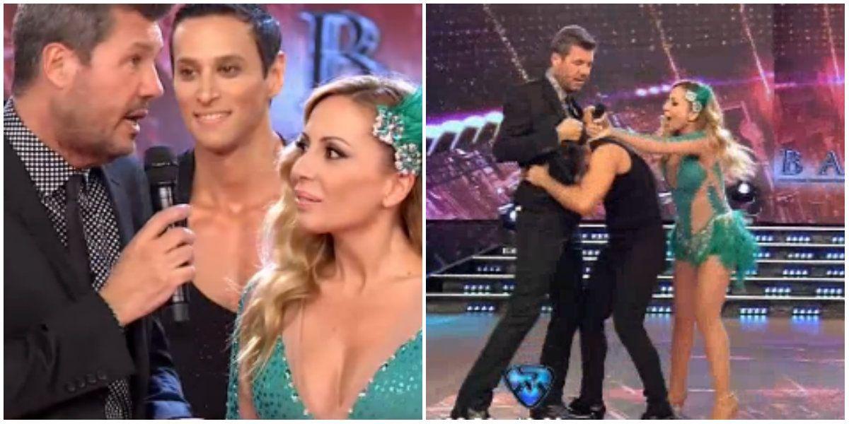 Marta Sánchez defendió a Jorge Moliniers en una pelea con Tinelli y sentenció: Es un rgan bailarín