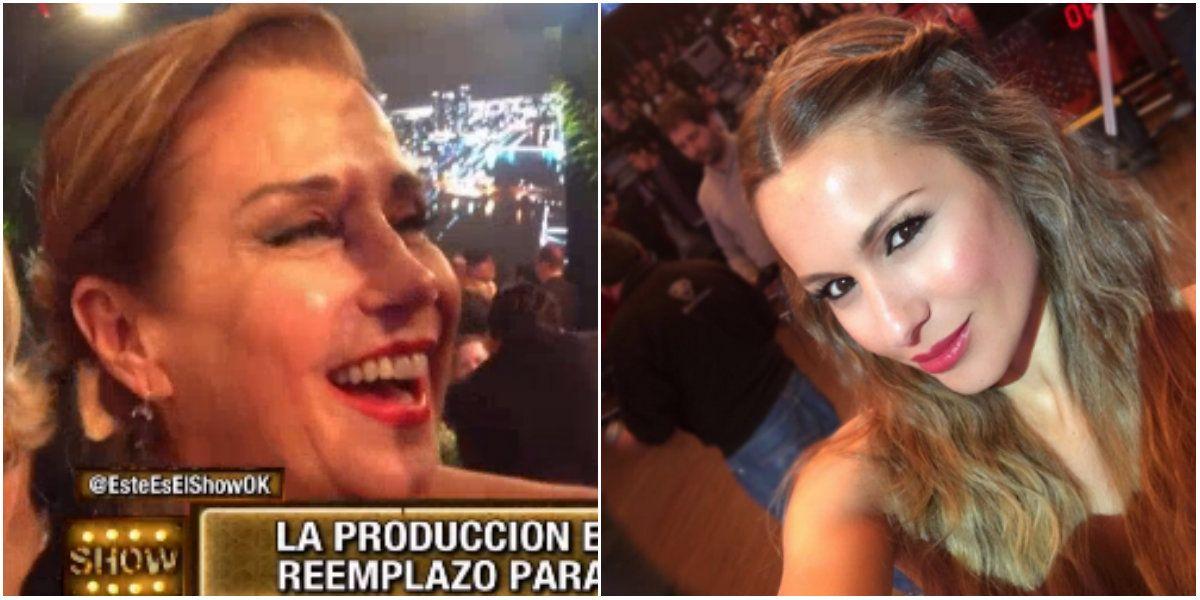Queda todo en familia: la producción evalúa reemplazar a Pampita... ¡por Marcela Tinayre!