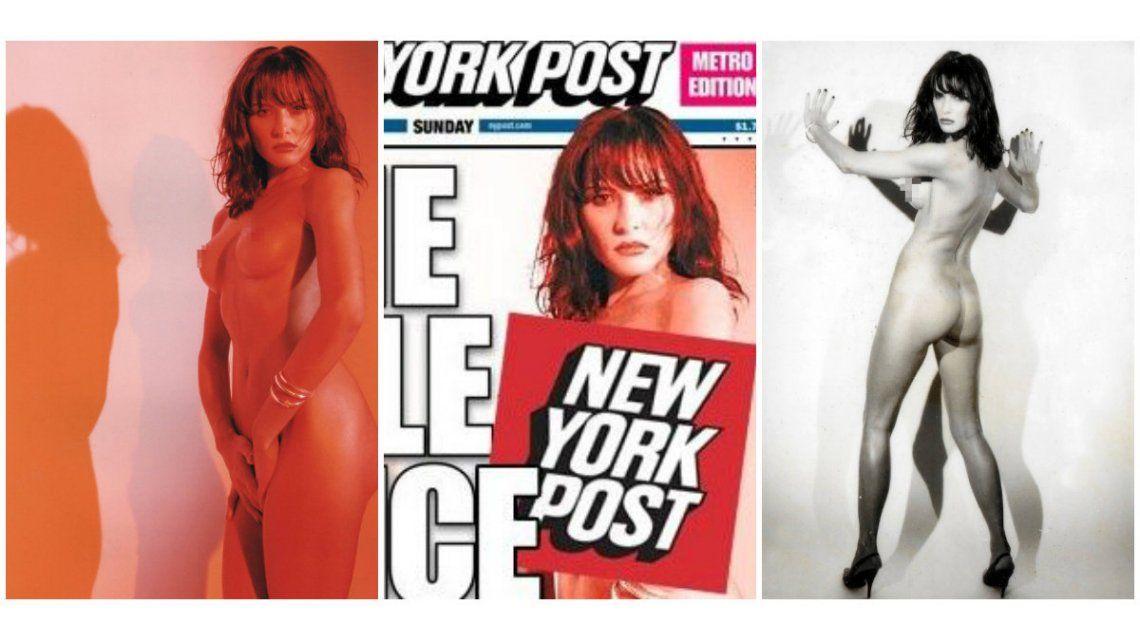 Difunden imágenes de la esposa de Donald Trump totalmente desnuda: qué dijo él