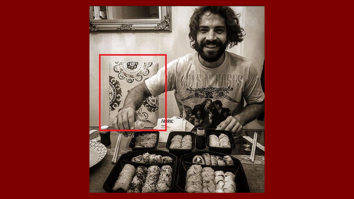 Las fotos que comprueban el encuentro entre Candela Ruggeri y Benjamín Alfonso