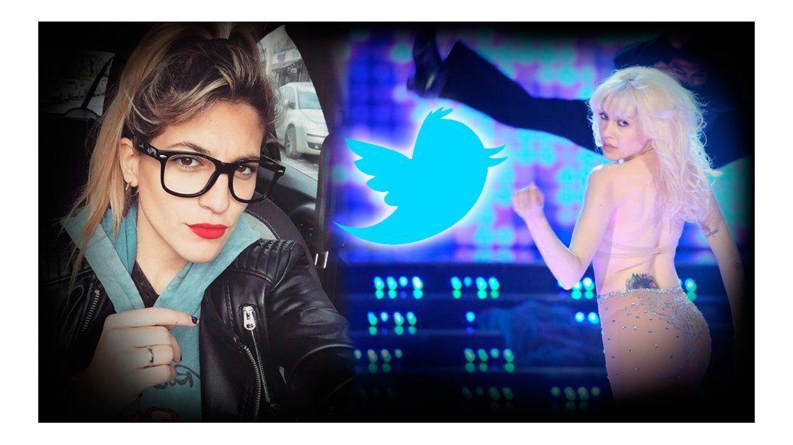 ¡Guerra tuitera! Marian Farjat destrozó a Militta Bora con picantísimos mensajes después del Bailando
