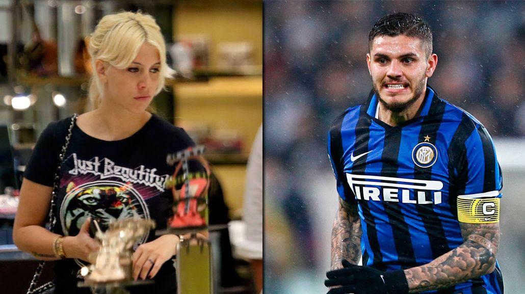 En medio de la disputa por Mauro Icardi, Wanda Nara le puso los puntos a la prensa italiana