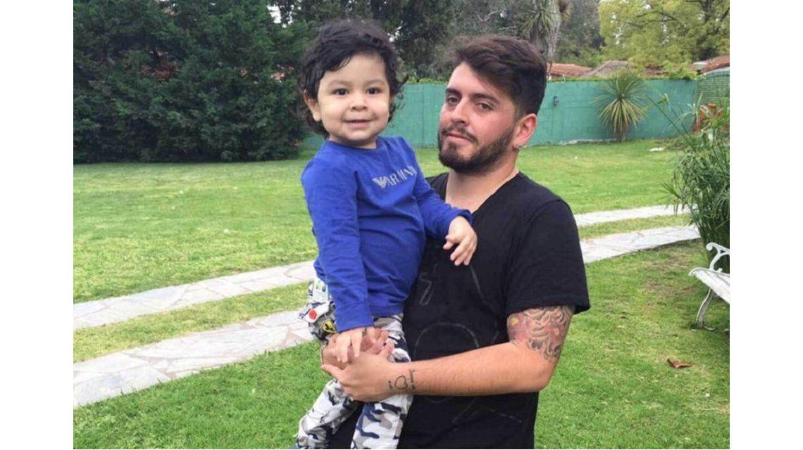 Se reveló quién filtró la polémica foto de Dieguito Fernando y Diego Jr.