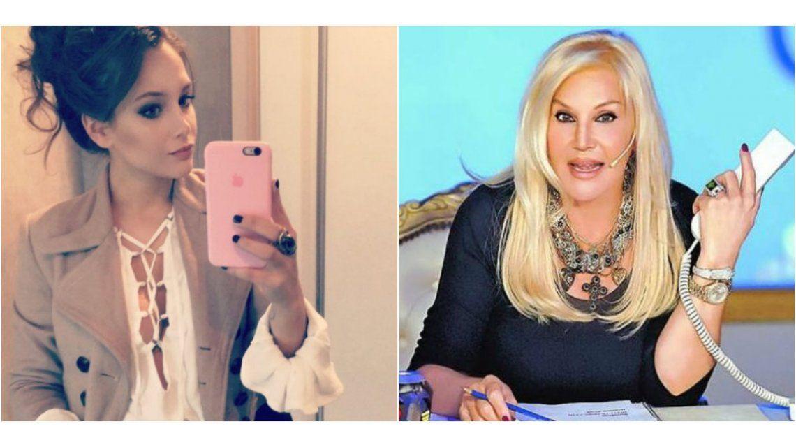 Adelanto: Barbie Vélez estará en el programa de Susana Giménez