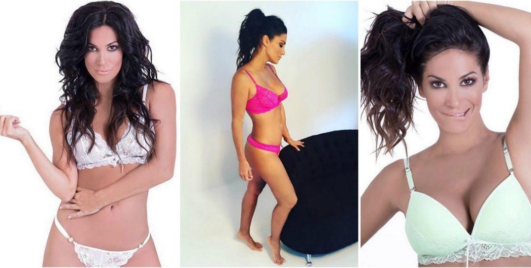 Silvina Escudero, sexy y reflexiva: Me gustaría pasar el resto de mi vida con alguien que...