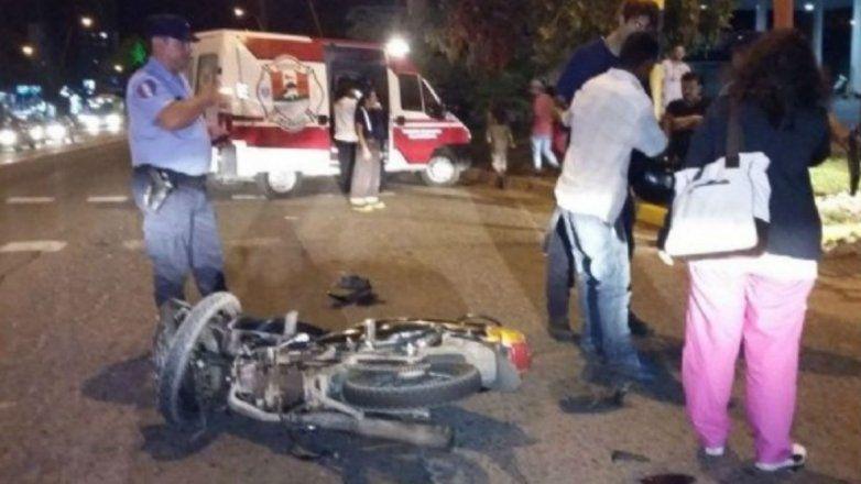 Trágico accidente del hijo de un ex Videomatch: murió una persona