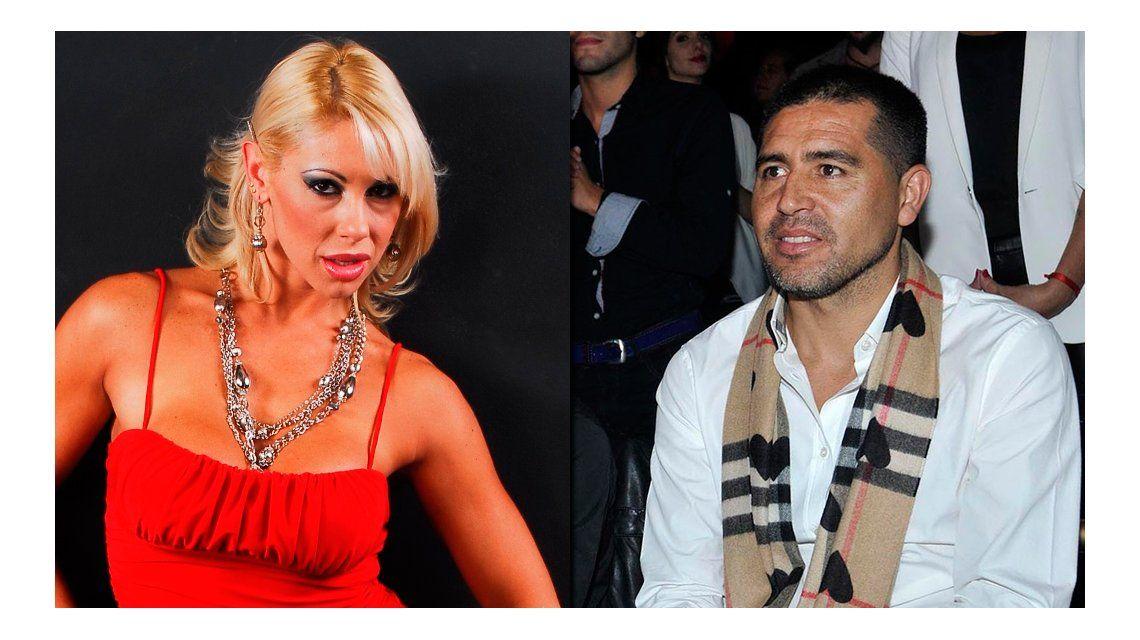 Mónica Farro destrozó a Riquelme: En la cama no fue lo mejor que tuve, siempre cansado