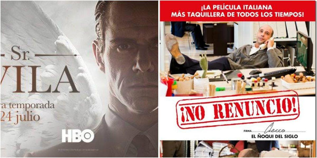 ¡No renuncio! y una entrevista exclusiva con Tony Dalton de Sr. Ávila