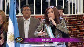 Fátima Florez: Nunca recibí presiones por hacer de Cristina