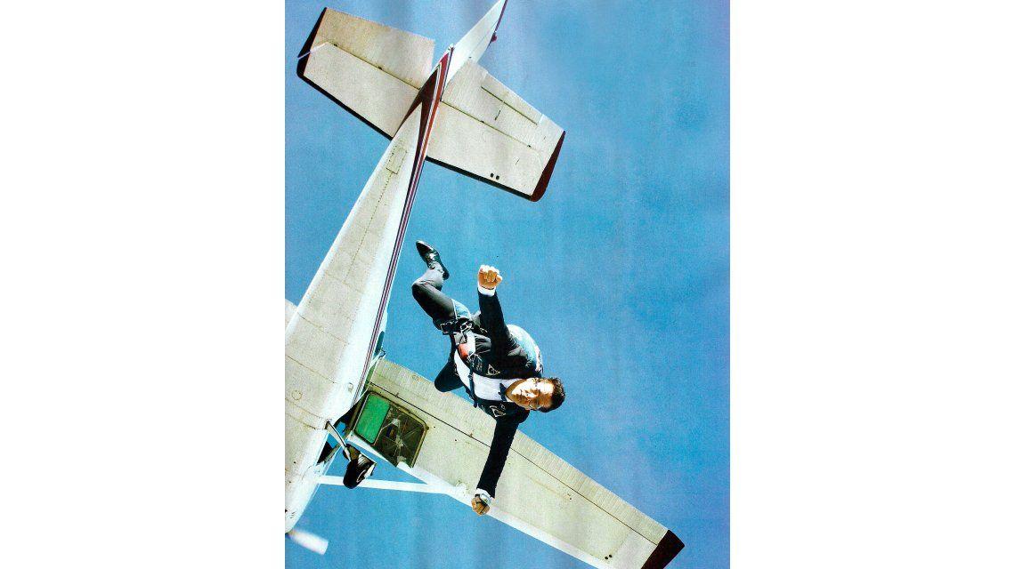 Los aires de grandeza de Fernando Carrillo: Quiero ser el nuevo James Bond