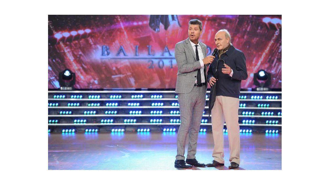 Freddy Villarreal imitó a Fernando de la Rúa: desopilante charla con Tinelli