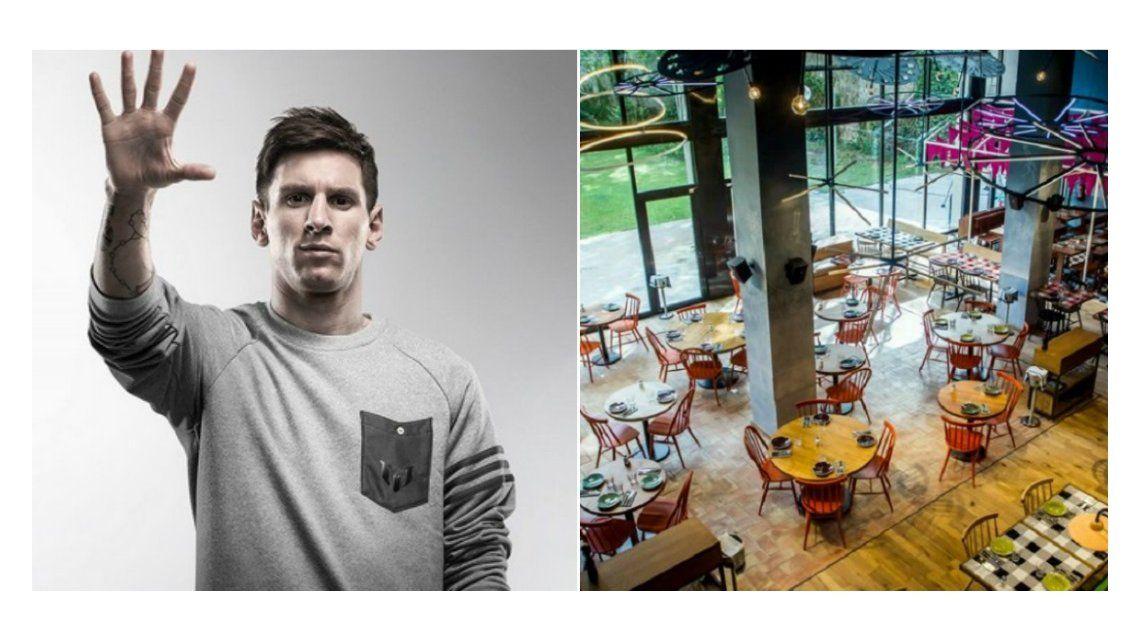 Más problemas para Lionel Messi: ahora quieren que no abra su restaurante