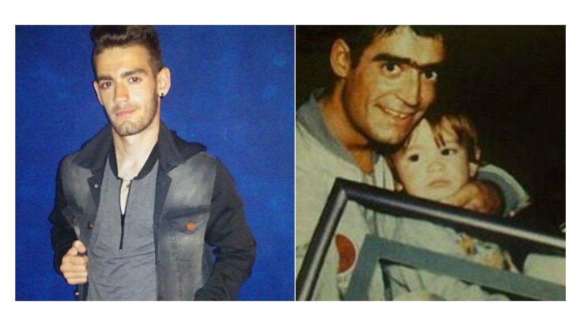 Asaltaron y golpearon al hijo de Rodrigo Bueno: Tengo la nariz fracturada y la cara hinchada