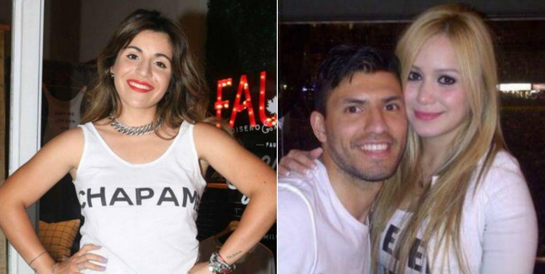 Gianinna Maradona viajó con su hijo Benjamín y le respondió a Karina: El Kun no tiene nada que permitirme a mí porque no es nada mío