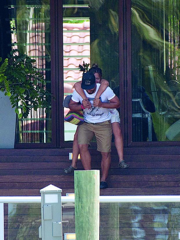 Las fotos del Kun Agüero y La Princesita en Miami: Karina no quiere dejar su carrera en Argentina; los mata la distancia