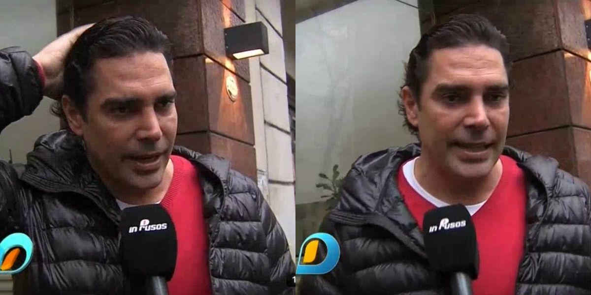 Matías Alé reapareció: La recaída fue porque pensé que estaba bien y dejé un poco la medicación