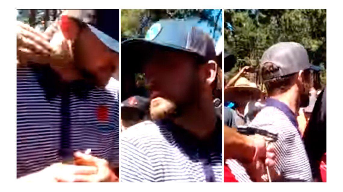 Justin Timberlake fue agredido por un fanático: mirá el video