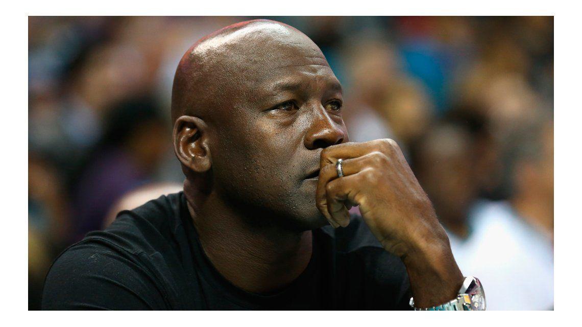 El fuerte reclamo de Michael Jordan por la discriminación racial en Estado Unidos: Soy hijo de un padre que perdió la vida en un acto de violencia