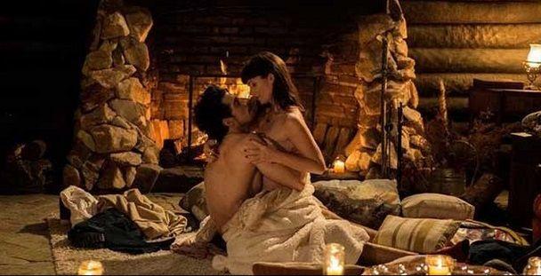 Educando a Nina: llega la primera escena de sexo de Griselda Siciliani y Esteban Lamothe