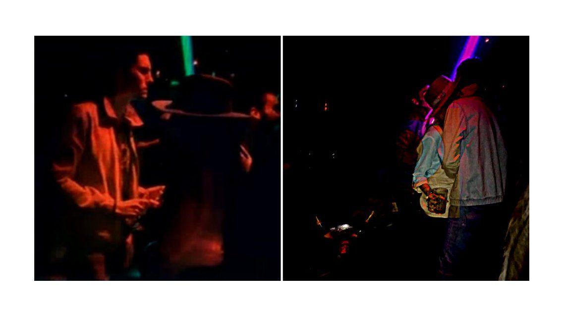Fran Tinelli, ¿a los besos con Marian Farjat?: las fotos dentro de un boliche