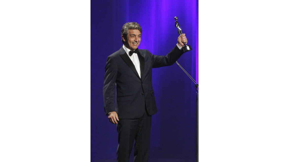 Ricardo Darín, distinguido de honor en los Premios Platino, fue crítico: No tenemos que bajar los brazos frente al desproporcionado presupuesto