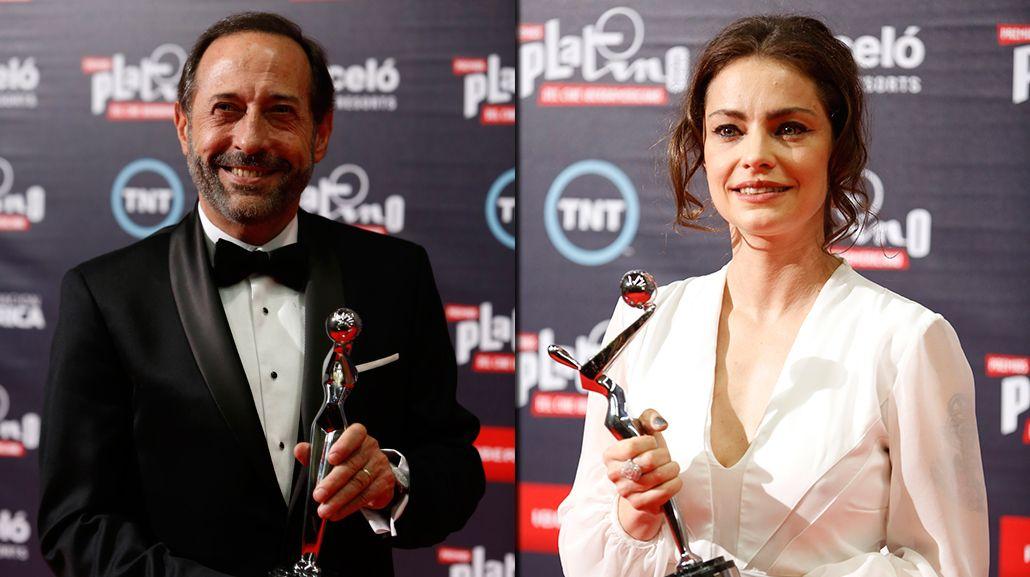Premios Platino: Guillermo Francella y Dolores Fonzi, mejores actores; todos los ganadores