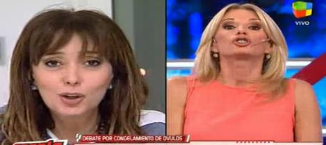 Fuerte pelea entre Marisa Brel y Yanina Latorre en vivo: se acusaron de frívola, patética, agresiva y más...
