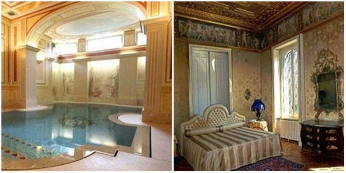Las fotos del palacio donde vivirá Higuaín en Turín: sale 300 mil euros por mes