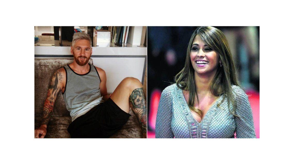 El detrás del nuevo look de Lionel Messi: ¿cómo se enteró Antonella Roccuzzo?