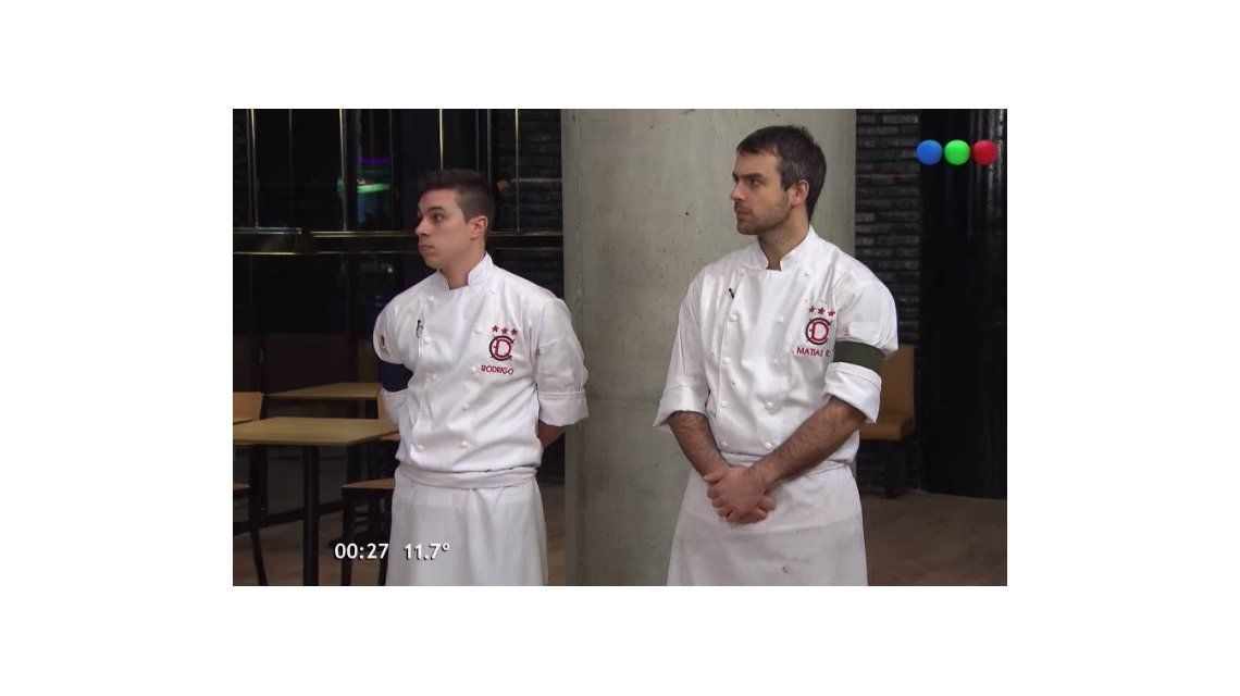 La final de Dueños de la cocina: Rodrigo se consagró ganador; y la emoción de Narda Lepes