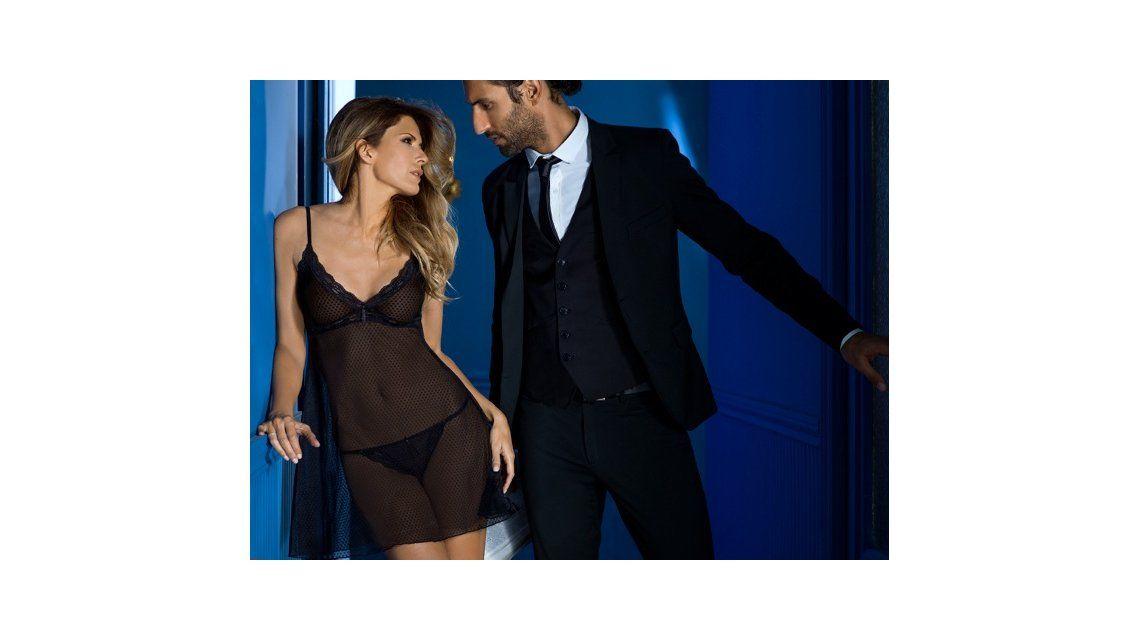 Los caprichos de Isabel Macedo en lencería: sensuales poses y miradas pícaras