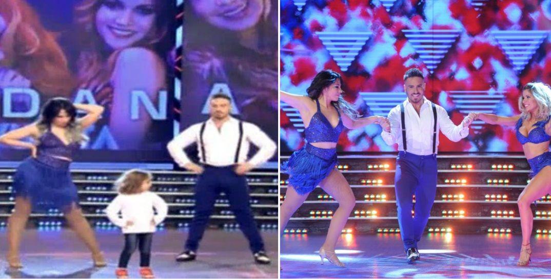 Lissa Vera, en Showmatch: excelente salsa en trío junto a Fede Bal y Laurita Fernández y su hija revolucionó la pista