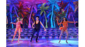 Cande Vetrano salvó a Mery del Cerro en la salsa en trío: Se baila moviendo la cola