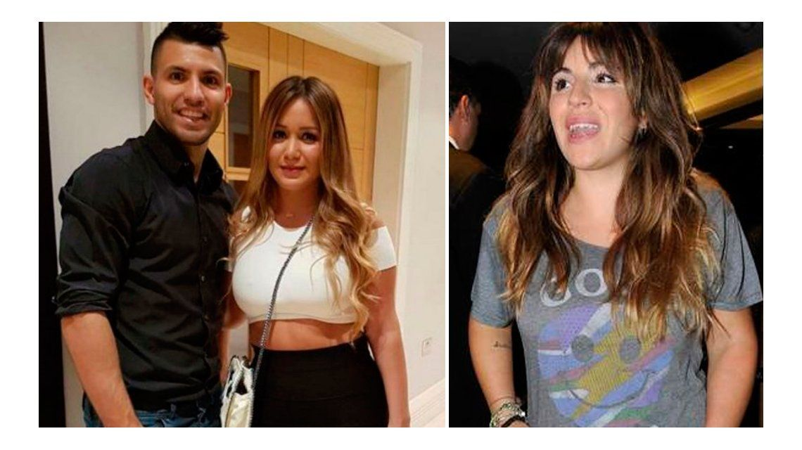Karina desmintió estar embarazada e ironizó sobre Gianinna Maradona: El Kun permite algunas cosas...