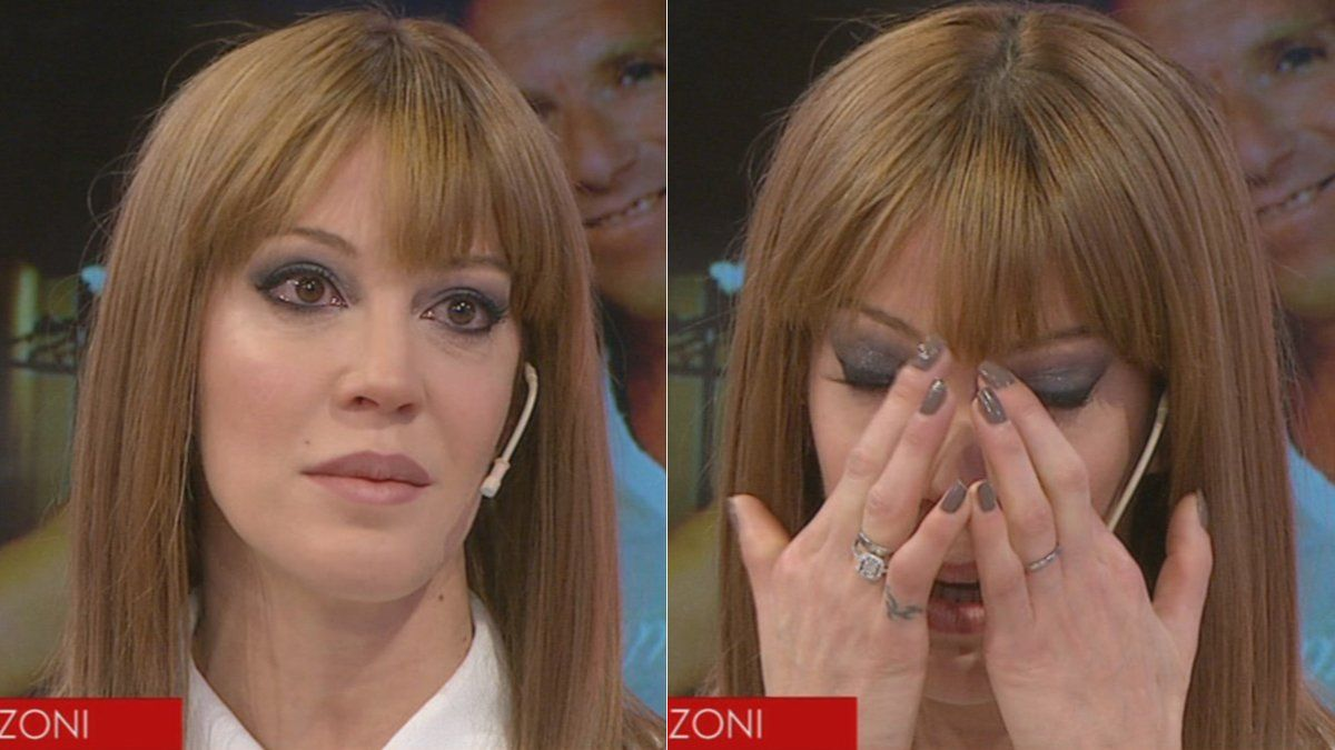 Miriam Lanzoni, en crisis con Alejandro Fantino: Por ser famosos no nos dejan adoptar