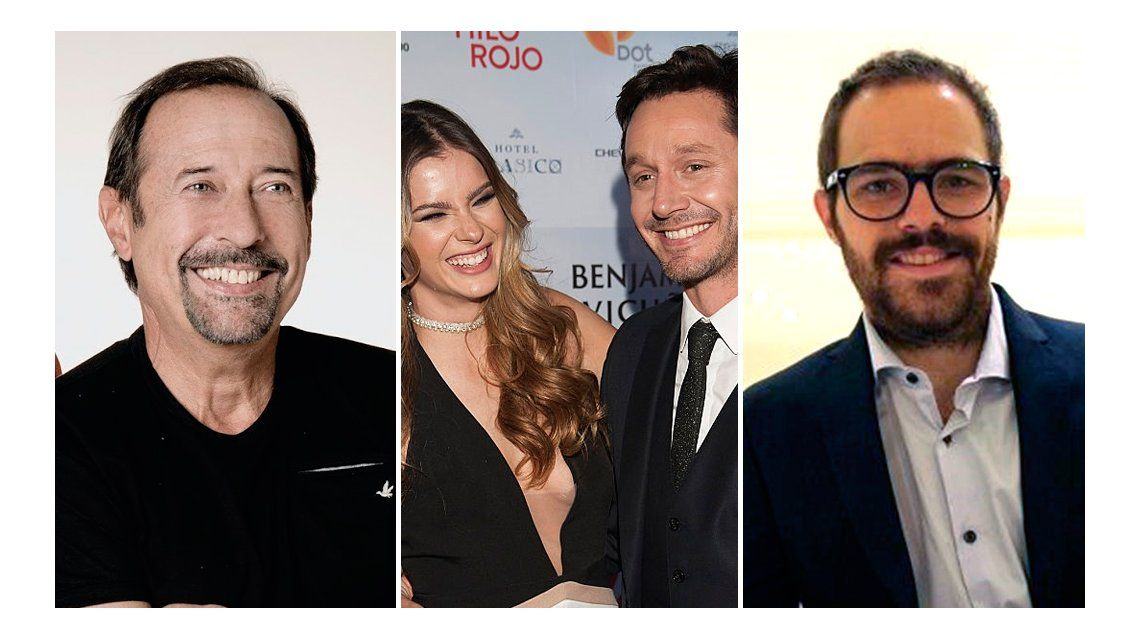 Llegan los Premios Platino al cine, con Guillermo Francella, la China Suárez, Benjamín Vicuña y Peter Lanzani en Punta del Este