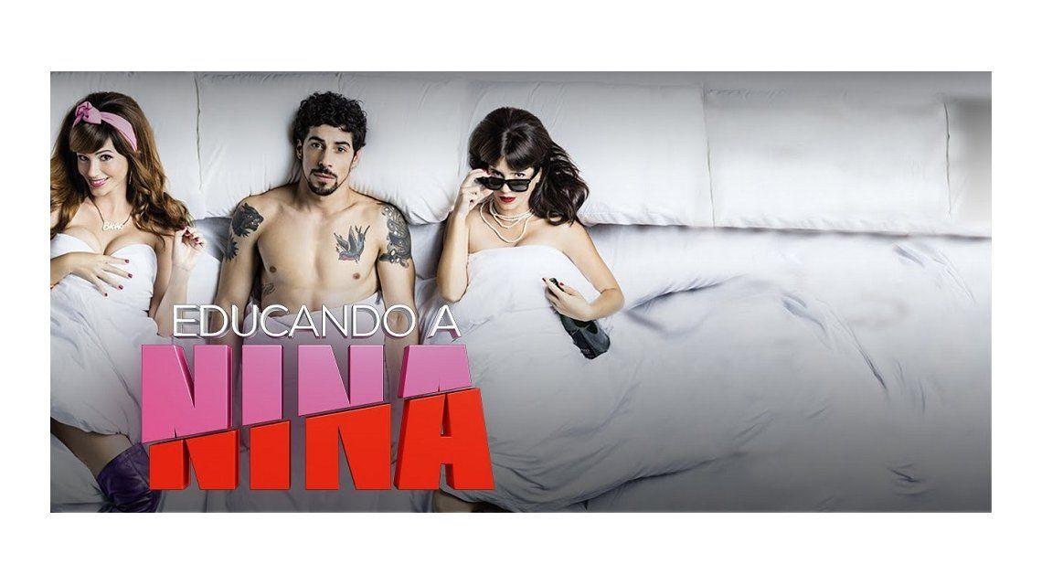 ¿Efecto Esperanza Mía? Educando a Nina llegaría al teatro con Griselda Siciliani y Esteban Lamothe