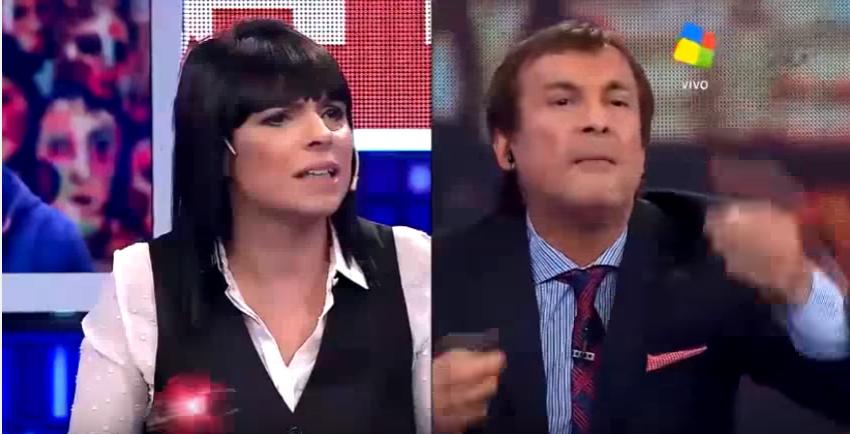 Fuerte pelea entre Pablo Vilouta, Leonardo Fabre y Rosario Lufrano en Intratables