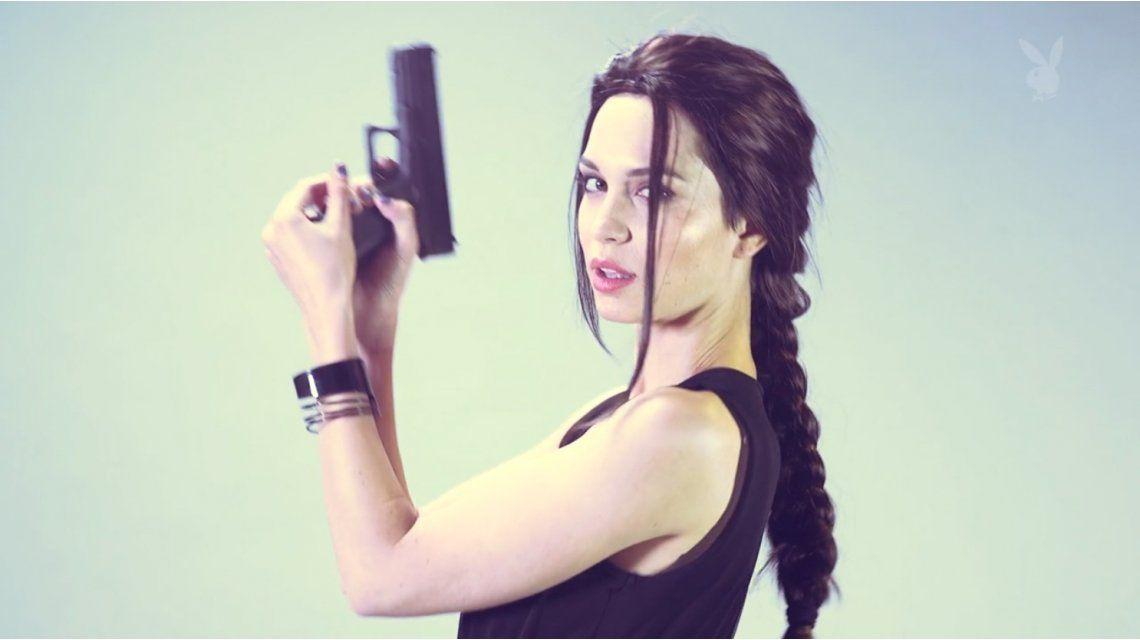 Playboy festeja los 20 años de Tomb Raider